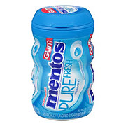 Mentos Pure Fresh Sugar Free Fresh Mint Chewing Gum