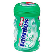 Mentos Pure Fresh Sugar Free Spearmint Chewing Gum