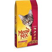Meow Mix Hairball Control Cat food, Chicken Turkey Salmon & Oceanfish