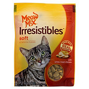 Meow Mix Irresistibles Soft White Meat Chicken, Treats