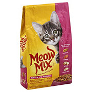 Meow Mix Kitten Lil' Nibbles Cat Food