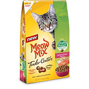 Meow Mix Tender Centers Salmon & Turkey Flavors