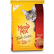 Meow Mix Tender Centers Salmon & White Meat Chicken Cat Food