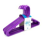 Merrick Purple Berry Medium Width Tubular Hangers