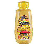 MeSauce Mustard & Real Honey