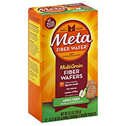 Meta Apple Crisp Fiber Wafers