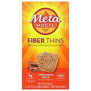 Metamucil Multi-Grain Cinnamon Spice Fiber Wafers