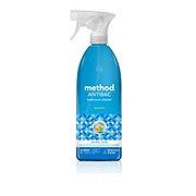 method Spearmint Antibacterial Bathroom Cleaner