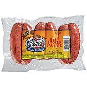 Meyer's Beef Sausage