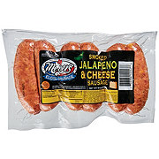 Meyer's Smoked Jalapeno and Cheese Sausage