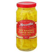 Mezzetta Deli-Sliced Hot Pepper Rings