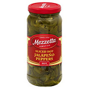 Mezzetta Express! Deli-Sliced Hot Jalapeno Peppers