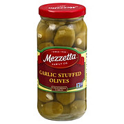 Mezzetta Garlic Stuffed Olives