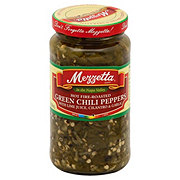 Mezzetta Hot Fire Roasted Green Chili Peppers