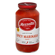 Mezzetta Napa Valley Homemade Spicy Marinara Sauce
