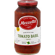 Mezzetta Tomato & Sweet Basil Pasta Sauce