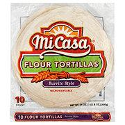 Mi Casa Burrito Style Flour Tortillas