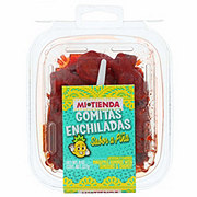Mi Tienda Gomitas Enchiladas Pineapple Gummies with Tamarind & Chamoy