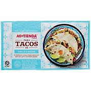 Mi Tienda Seasoned Diced Boneless Skinless Chicken Thighs- Para Tacos de Pollo Casero