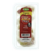 Mibo Organic Fresh Apple Fries, Snack Bags