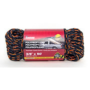 Mibro KingCord Twisted Polypropylene Rope, 3/8 in X 50 in
