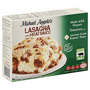 Michael Angelo's Italian Natural Cuisine White Label Meat Lasagna