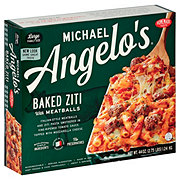 Michael Angelo's Large Family Size Baked Ziti & Meatballs