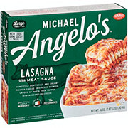 Michael Angelo's Lasagna With Meat Sauce Large Family Size