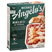 Michael Angelo's Manicotti and Sauce