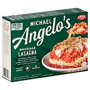 Michael Angelo's Sausage Lasagna