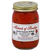 Michaels of Brooklyn Fresh Tomato & Basil Sauce