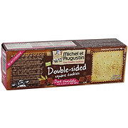 MICHEL ET AUGUSTIN Double Sided Dark Chocolate Cookies