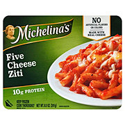 Michelina's Authentico Five Cheese Ziti