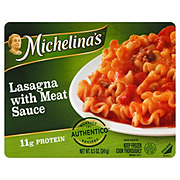 Michelina's Authentico Lasagna with Meat Sauce