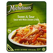 Michelina's Authentico Sweet and Sour Chicken with Rice