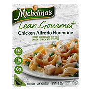 Michelina's Lean Gourmet Chicken Alfredo Florentine