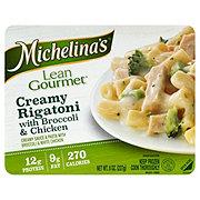 Michelina's Lean Gourmet Creamy Rigatoni with Broccoli and Chicken