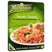 Michelina's Lean Gourmet Teriyaki Chicken