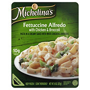 Michelina's Traditional Recipes Fettuccine Alfredo with Chicken and Broccoli
