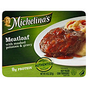 Michelina's Traditional Recipes Meatloaf