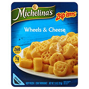 Michelina's Zap 'ems Gourmet Wheels and Cheese