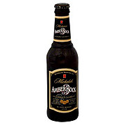 Michelob Amber Bock Dark Lager Bottle