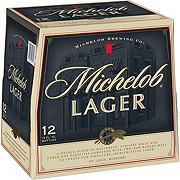 Michelob Lager 12 oz Bottles
