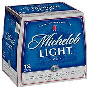 Michelob Light Beer 12 oz Bottles