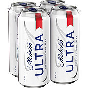 Michelob Ultra Beer 16 oz Cans ‑ Shop Beer at H‑E‑B