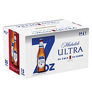 Michelob Ultra Beer 7 oz Bottles