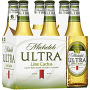 Michelob Ultra Lime Cactus Beer 12 oz Bottles