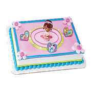 Mickey and Friends - Minnie Hat Box Cake