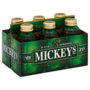Mickeys Fine Malt Liquor 12 oz Bottles