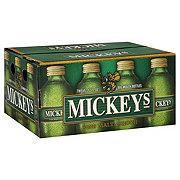 Mickeys Fine Malt Liquor 12 oz Bottles